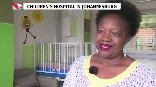 Download Nelson Mandela children's hospital to open in December Video