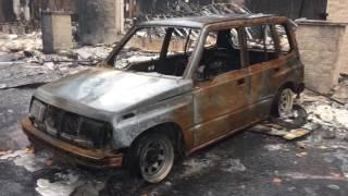 Download Fires Ravage Gatlinburg Properties - November 30, 2016 Video
