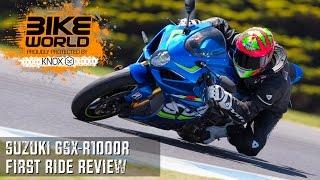 Download 2017 Suzuki GSX-R1000R First Ride Review Video