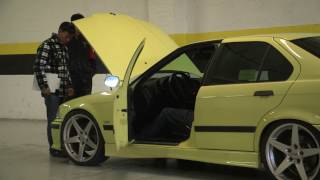 Download BMW M3 Giveaway - Changing build direction Video
