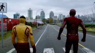 Download The Flash 3*12 Barry races wally Video