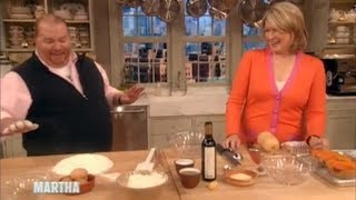 Download Butternut Squash-Filled Ravioli⎢Chef Mario Batali⎢Martha Stewart Video