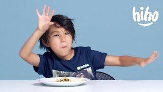 Download American Kids Try Turkish Food | Kids Try | HiHo Kids Video
