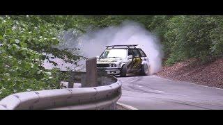 Download BMW E30 Touring m30 b35 turbo Street Drift Hillclimb by Roman Kucharik Video