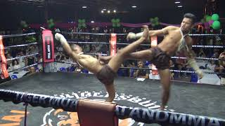 Download Muay Boran Exhibition @ BBQ Beatdown 117 Video