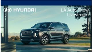 Download Palisade Reveal   LA Auto Show   Hyundai Video