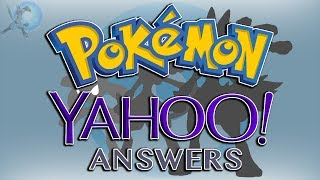 Download Pokémon Yahoo Answers Video