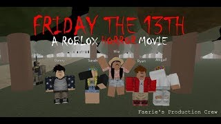 Download ROBLOX Horror Movie - Friday the 13th Video