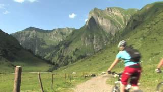Download Mountainbiken in Oberstdorf Video