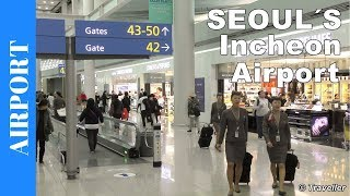 Download Incheon Airport Tour - 인천국제공항 - Seoul Airport, South Korea - World´s best Airport awards Video