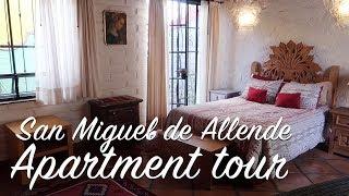 Download San Miguel de Allende Apartment Tour Video
