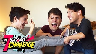 Download 7 Second Challenge: KNOCK-OFF DAN & PHIL Video