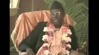 Download Bhakti Tirtha Maharaja - Die Before Dying Video