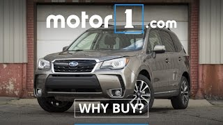 Download Why Buy? | 2017 Subaru Forester Review Video