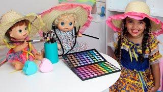 Download Maquiagem Festa Junina por Bia Lobo. Video
