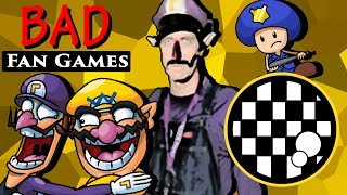Download BAD Wario and Waluigi Fan Games - Pikasprey Video