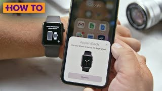 Download How to pair and unpair an Apple Watch and iPhone Video
