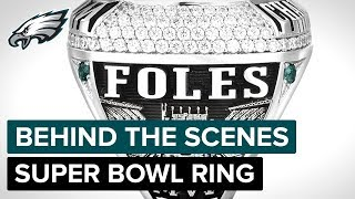 Download Philly Special: The 2018 Championship Ring | Philadelphia Eagles Video