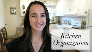Download ORGANIZED KITCHEN TOUR | Budget Friendly + Intentional Video