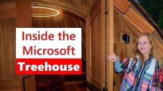 Download Inside Microsoft's New Multi-Million Dollar Treehouses Video