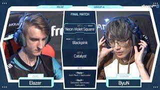 Download [2018 GSL Season 2] Code S Ro.32 Group A Match5 ByuN vs Elazer Video