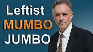 Download Jordan Peterson - Leftist Mumbo Jumbo Video