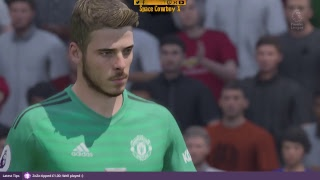 Download FATHERLY FIFA - MAN UTD VS CRYSTAL PALACE Video