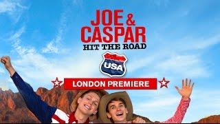Download Joe and Caspar Hit the Road USA - London Premiere Video