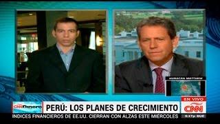 Download Entrevista al ministro Alfredo Thorne en CNN en Español Video