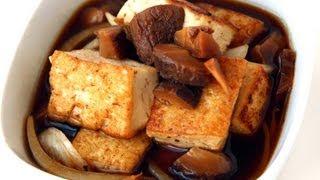 Download Korean Tofu Pickles (Dubujangajji: 두부장아찌) Video