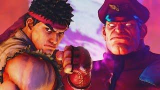 Download Street Fighter 5 - FINAL BOSS & ENDING Video