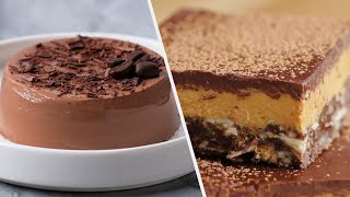 Download 5 No-Bake Desserts Anyone Can Make • Tasty Video