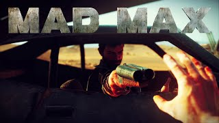 Download Official Mad Max Game Launch Trailer Video