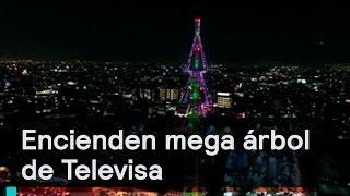 Download Denise Maerker 10 en punto - Fiestas: Encienden mega árbol de Televisa Video
