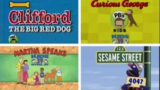 Download PBS Kids Local Funding Bumper Compilation (WFWA) Video
