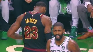 Download Kyrie Irving SHUTS UP LEBRON JAMES AND PROVES HIM WRONG!!! Video