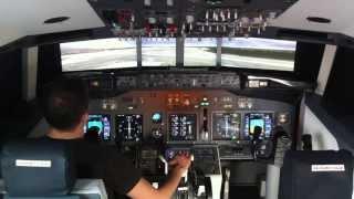 Download Boeing 737 Home Cockpit Video