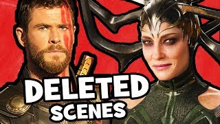 Download Thor Ragnarok DELETED SCENES, Alternate Post-Credits & Rejected Concepts (Part 1) Video