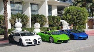 Download Florida Leap: Ep 1 - Dealership Spotting, Crazy Donks & Ferraris on Walls Video
