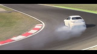 Download 3 x Alfa Romeo Giulia Quadrifoglio Verde | DRIFT, SOUND and Overview Video