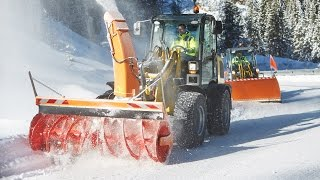 Download Winterdienst in den Alpen | Wacker Neuson Video