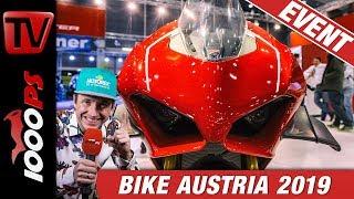 Download Messerundgang mit NastyNils - Bike Austria Tulln 2019 - Motorradmesse Video