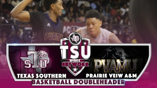 Download Men's & Women's doubleheader TSU Tigers VS. Prairie View A&M Univ. Panthers | 02.04.2017 onTSUSN Video
