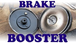Download How a Brake Booster and Master Cylinder Work Video