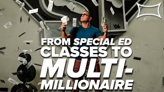 Download From SPECIAL ED Classes To MULTI-MILLIONAIRE - Mark Bell Shares His Story | STrong Seminar @ ST Gym Video