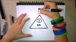 Download How to draw Bill Cipher Video