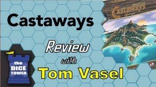 Download Castaways Review - with Tom Vasel Video