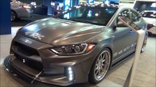Download !!! ARK Performance !!! Road Racer Hyundai Elantra Concept !!! Video