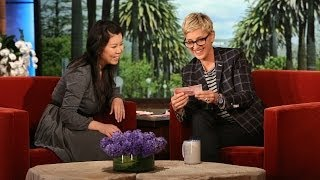 Download Ellen Reads Her Chinese Viewers' Names Video
