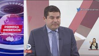 Download Primera Impresión | José Carlos Tuárez, presidente del CPCCS. Video